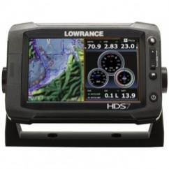 Эхолот Lowrance HDS-7 Gen2 Touch( без датчиков)