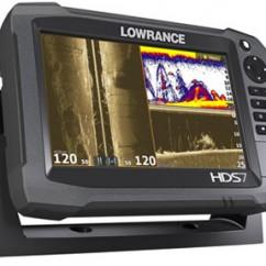 Эхолот Lowrance HDS-7 Gen3