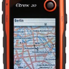 Навигатор Garmin eTrex 20х