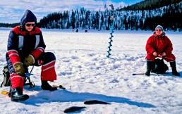 Особенности экипировки для зимней рыбалки