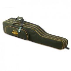 Чехол для удилищ полужесткий KIBAS Case 1303 Line  3-х секционный 1350x210 мм