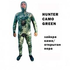 Гидрокостюм KatranGun Hunter Camo Green, 5mm, 7mm