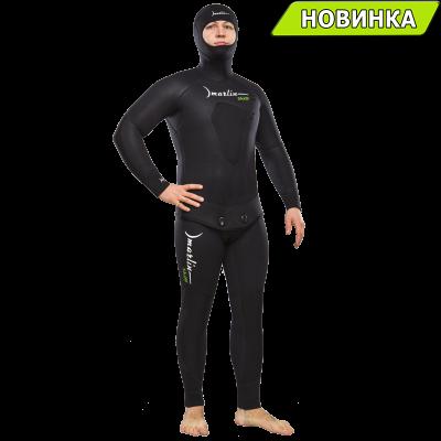 Гидрокостюм Marlin SKIFF 2.0 черный 3 mm (короткие штаны)