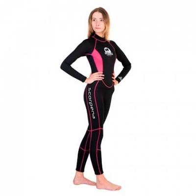 Гидрокостюм Scorpena Miami 2 Full Suit woman 3mm