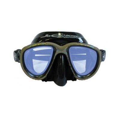 Маска Esclapez diving Small E-Visio 1 (Camo, Camo blue)