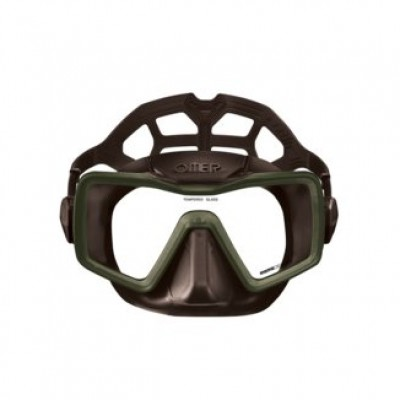 Маска Omer Apnea Mask brown silicone