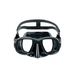 Маска Omer Olympia mask black silicone
