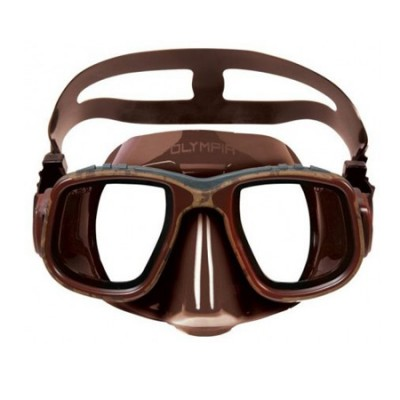 Маска Omer Olympia mask brown