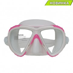 Маска Marlin TWIST (blue, pink\white, purple\white)