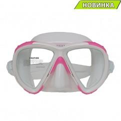Маска Marlin TWIST (blue, pink\white, purple\white)