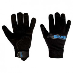 Перчатки Bare Tropic Pro Glove 2mm BLU