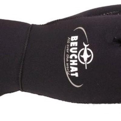 Перчатки трехпалые Beuchat Pro Gloves 7mm