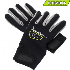 Перчатки Marlin AMARA black 1.5 mm