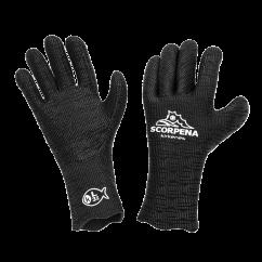 Перчатки Scorpena K пятипалые 5мм