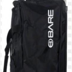Сумка Bare Wheeled Duffel Bag