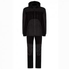 Демисезонный флисово-мембраный костюм BAFT COPPER Black CR100