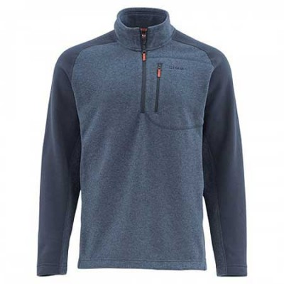 Куртка Simms Rivershed Sweater-Quarter Zip