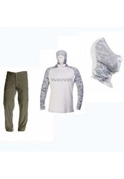 Одежда и обувь для летней рыбалки