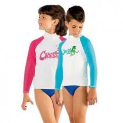 Реглан детский Cressi-sub Rash Guard Long