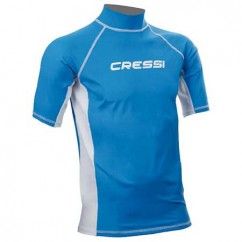 Футболка Cressi-sub Rash Guard Short Man