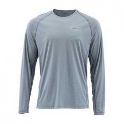 Блуза Simms SolarFlex Crewneck Solids Storm Heather