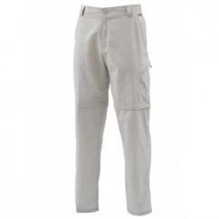 Брюки Simms Superlight Zip-Off Pant Oyster