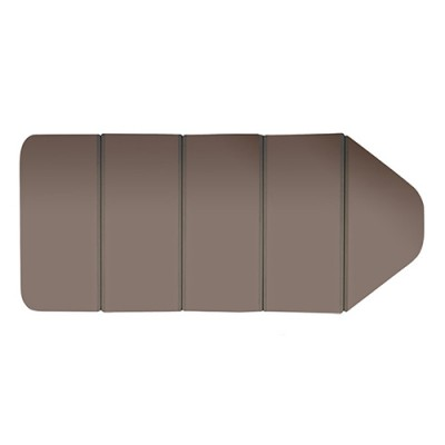Днищевой настил (слань-книжка) КМ-330 коричневый (светло-серый)