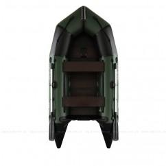 Надувная моторная лодка C-310 FFD зеленая