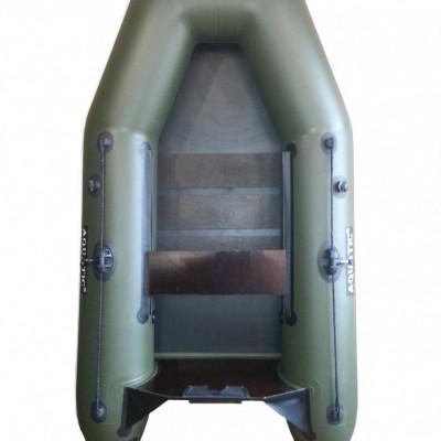 Лодка надувная моторная Aquatic ATM-240 Ласточка