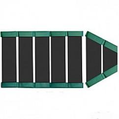 Cлань-коврик KOLIBRI К-280СТ светло-серый