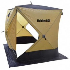 Палатка зимняя Fishing ROI Cyclone Куб
