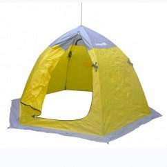 Палатка зимняя шестигранная Fishing ROI TORNADO (280х240х160см)
