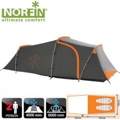Палатка алюминиевая 2-х местная Norfin Otra 2 Alu NS