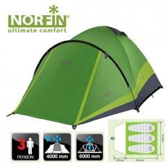 Палатка 3-х мест. Norfin PERCH 3 NF