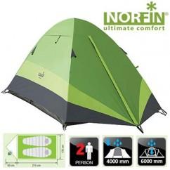 Палатка 2-х мест. Norfin ROACH 2 NF