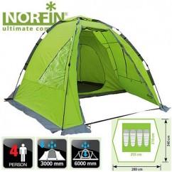 Палатка полуавтомат 4-х местная Norfin ZANDER 4 NF