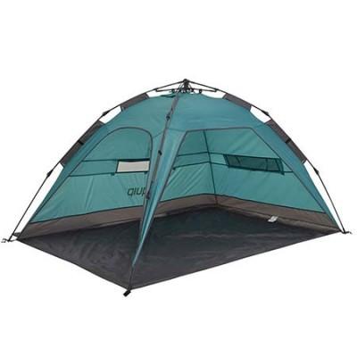 Палатка Uquip Buzzy UV 50+ Blue/Grey (241002)