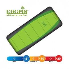 Спальный мешок-одеяло Norfin Light Comfort 200 NF, NFL (L, R)