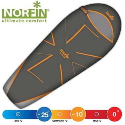 Мешок спальный Norfin NORDIC 500 NS L, R