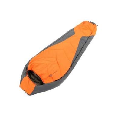 Спальный мешок Tramp Oimykon оранжевый/серый L, R  TRS-001.02