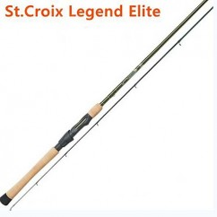 Спиннинг St.Croix Legend Elite Spinning Rods ES66MLF, ES68MXF, ES70LF2, ES70MF, ES70MLF