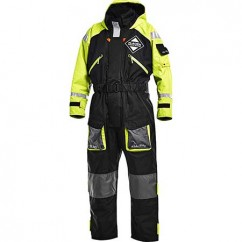 Костюм-поплавок Fladen Floatation Suit 845XY Black/Yellow