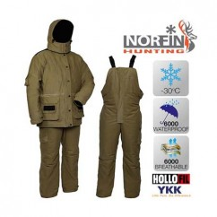 Костюм зимний Norfin HUNTING Wild Green  -30°