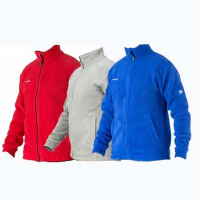 Куртка Fahrenheit Classic 200 Red,  Aqua Blue, Foliage Green