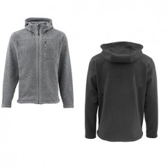 Реглан Simms Rivershed Full Zip Hoody