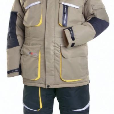 Костюм зимний мембран.  Norfin TITAN  (50% пух)  -40 °