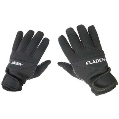Перчатки Fladen Neoprene Gloves grip 2.5mm