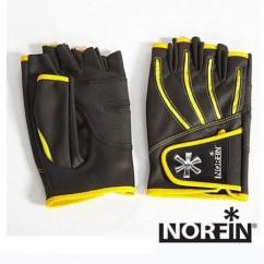Перчатки Norfin PRO ANGLER 5 CUT GLOVES (беспалые)