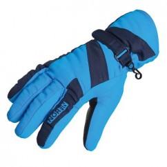 Перчатки женские мембранные Norfin Women Windstop Blue