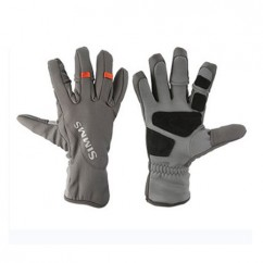 Перчатки Simms ExStream Flex Glove Dark Gunmetal